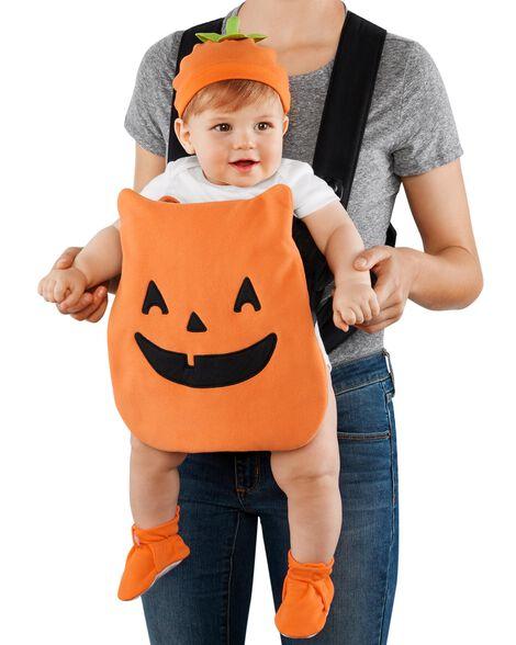 42e816ab82b2 Little Jack-O-Lantern Halloween Carrier Costume