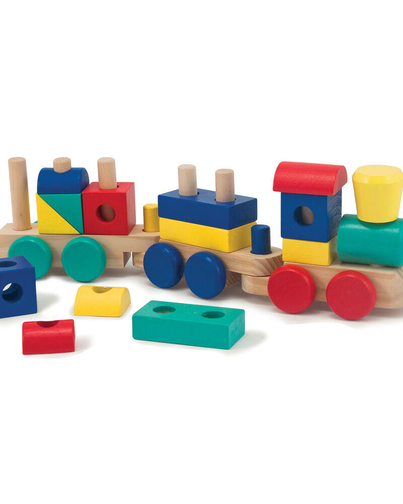 Melissa And Doug Stacking Train Carters Com