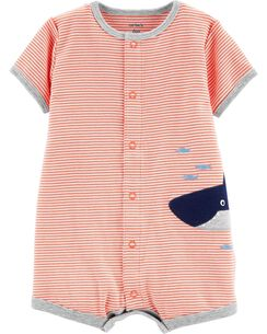 de5f6735f Baby Boy One Pieces | Rompers & Sunsuits | Carter's