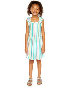 814d357f0 Girls' Dresses & Rompers (Size 4-14) | Carter's | Free Shipping