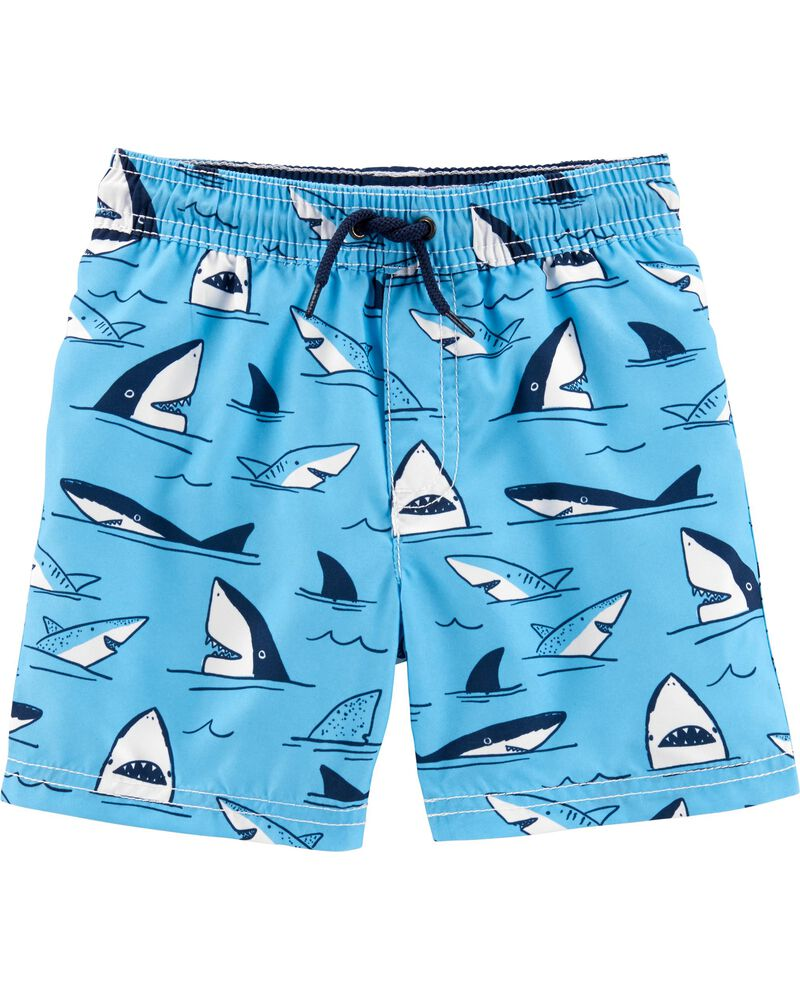 Carters Boys Little Swim Trunk