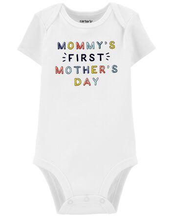 Carter/'s Bodysuit 1pc Baby Girls Newborn 6 9 18 24 Mos Assorted Wiggle-In New