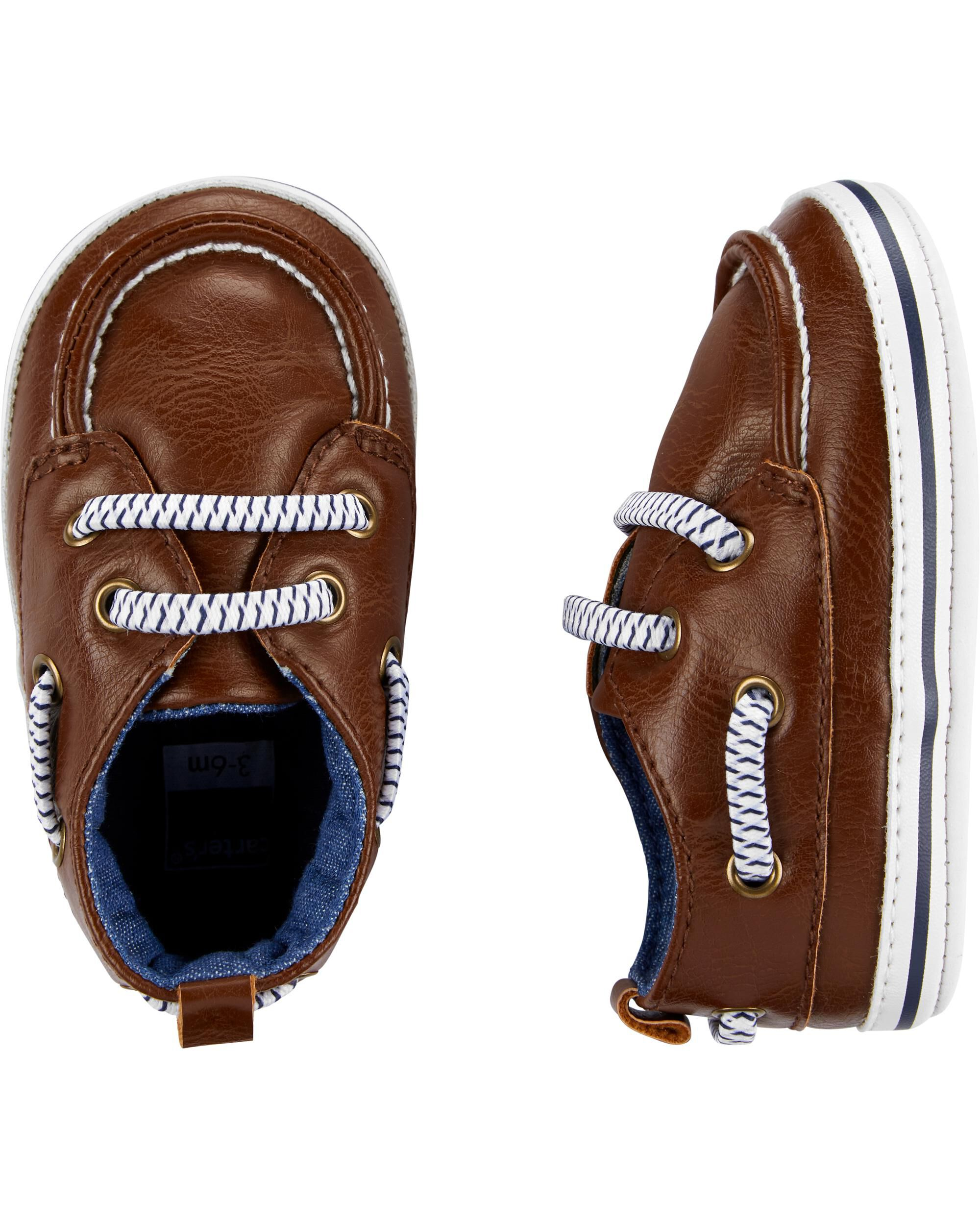 Carter's Boat Shoes Baby Shoes