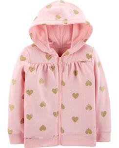 f9df8a337104 Baby Girl Hoodies