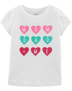 c39dca497f Toddler Girls Tops | Carter's | Free Shipping