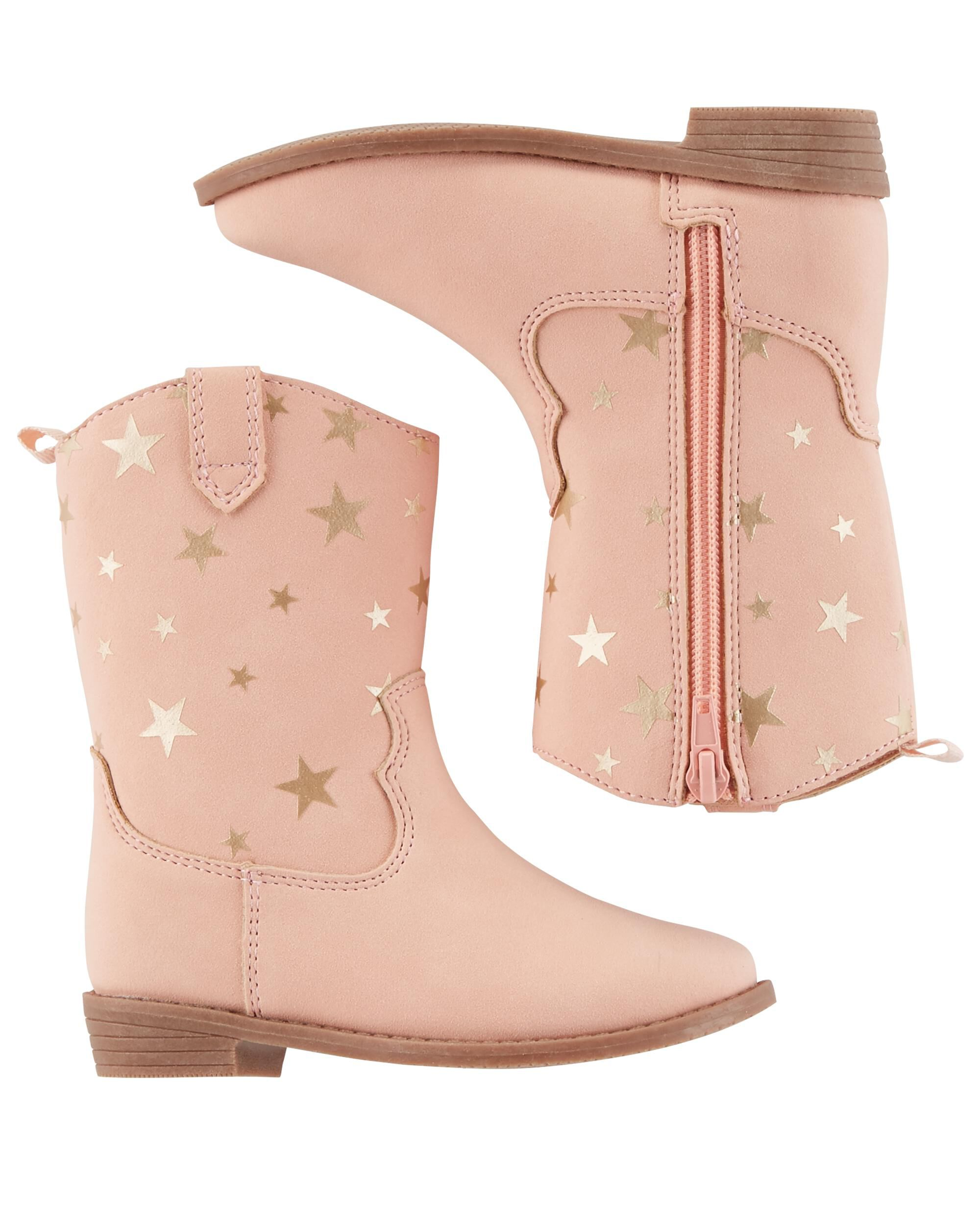 Carter's Star Cowgirl Boots | carters.com