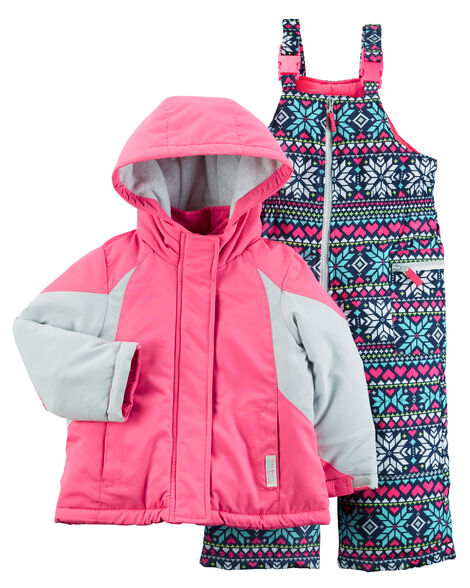 f7955876df348 Snowsuit Set