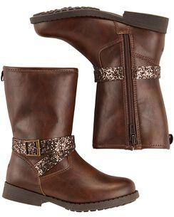 OshKosh Sparkle Mid-Calf Boots