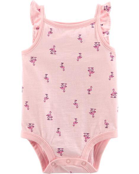 Flamingo Collectible Bodysuit