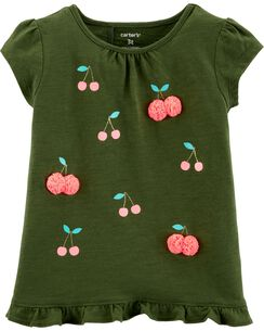 Baby Girl Shirts Tops T Shirts Carter S Free Shipping