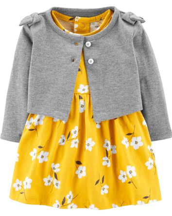 2667d493de48e Baby Girl Dresses | Carter's | Free Shipping