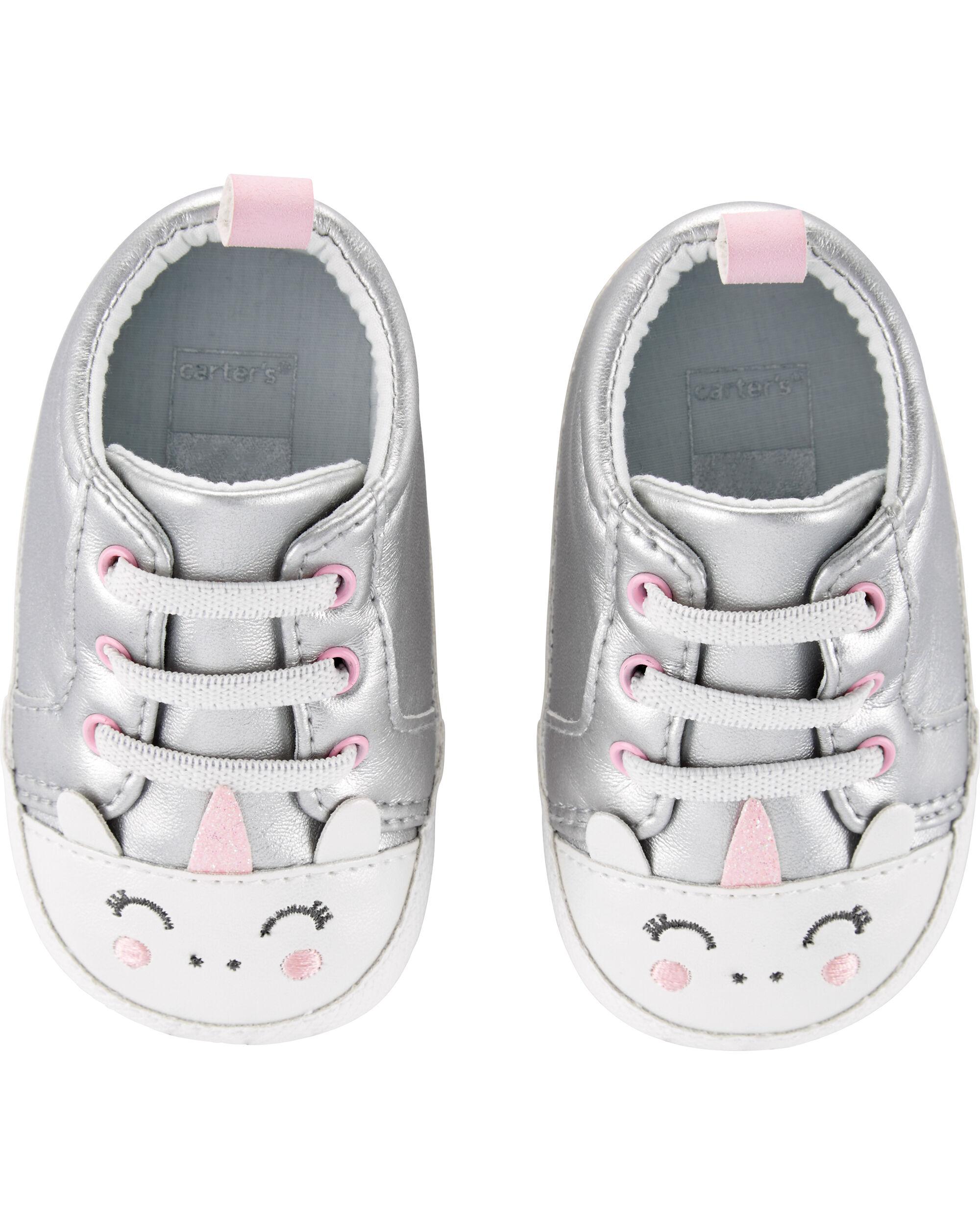 Carter's Unicorn Baby Shoes | carters.com