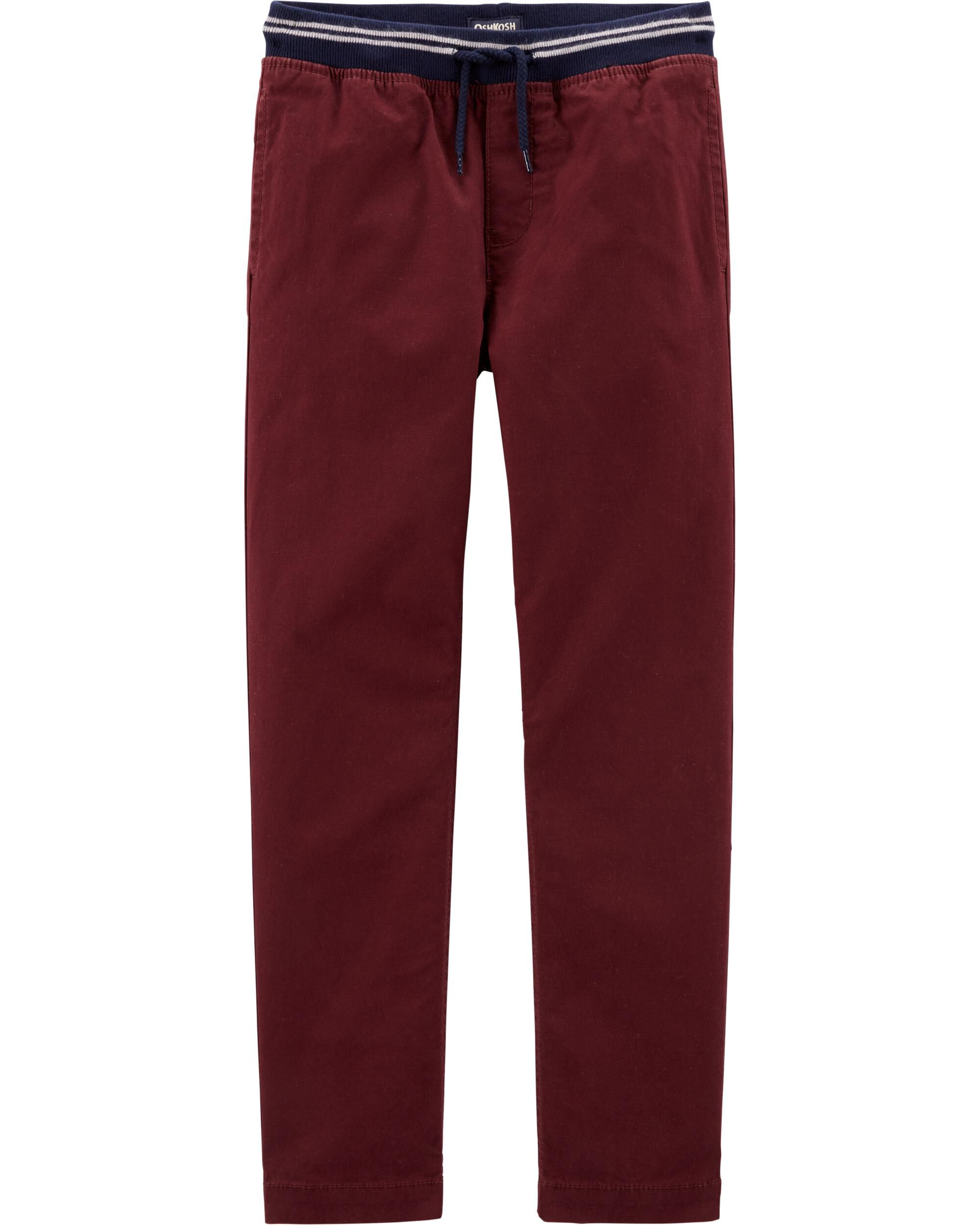 *CLEARANCE* Stretch Canvas Pants