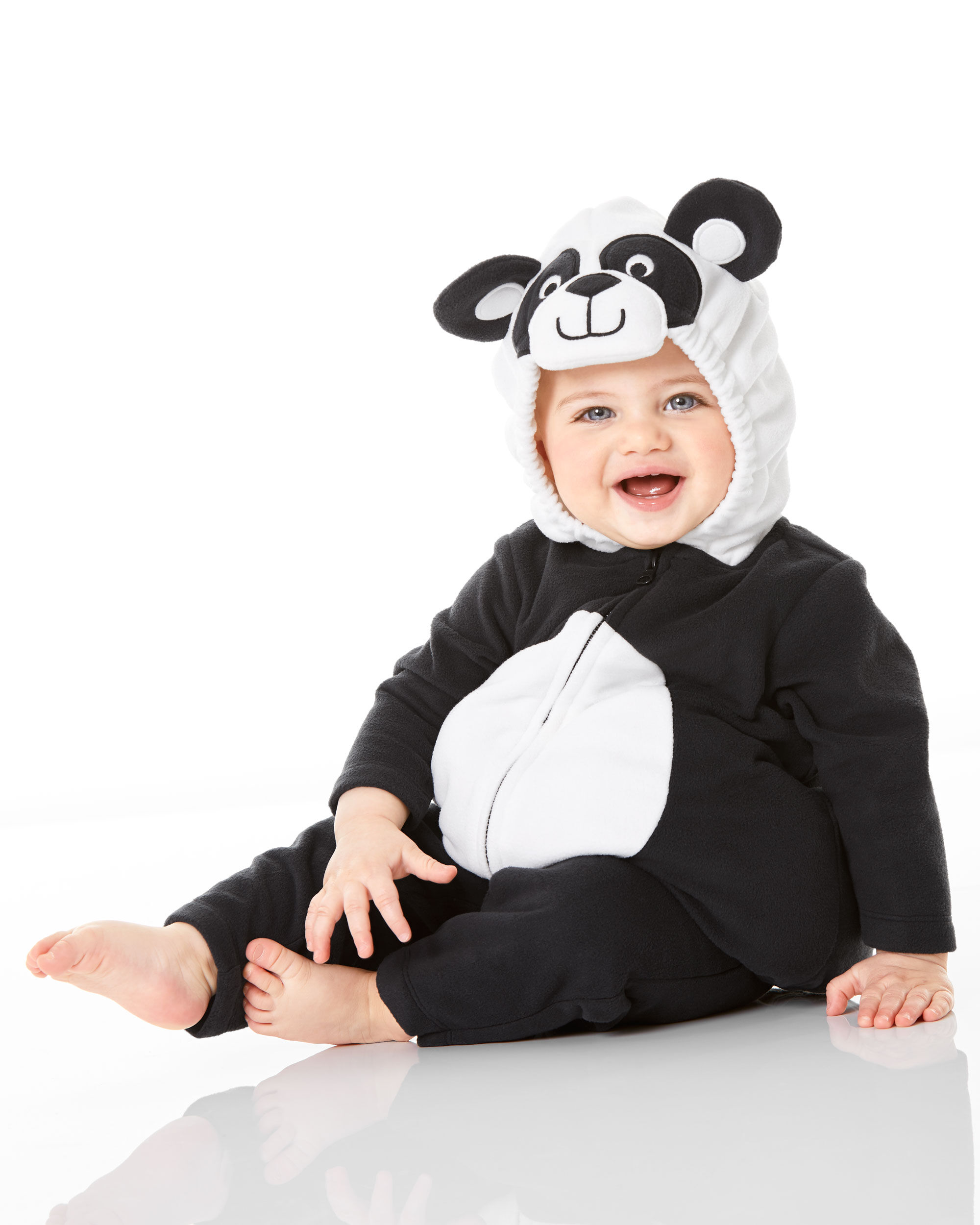 CARTER/'S Baby Dalmatian Dog Halloween Costume 3-6 months NEW