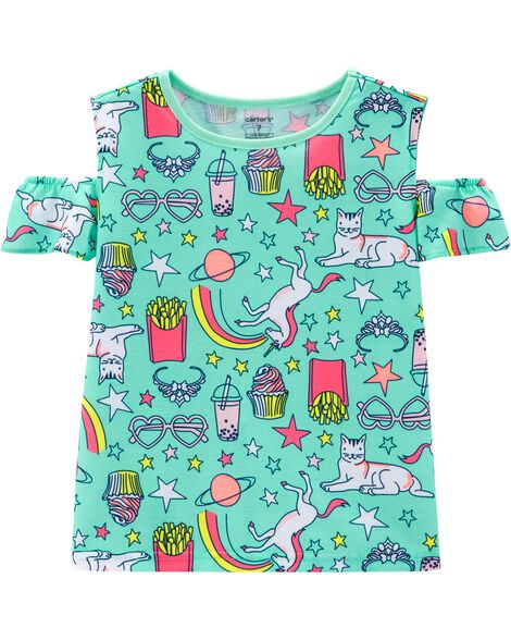 Unicorn Graphics Nightgown