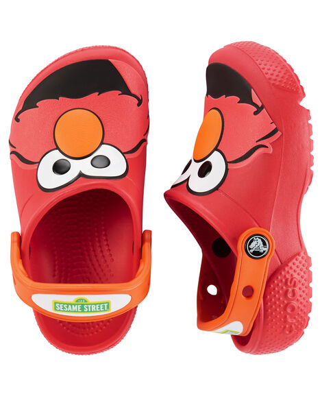 Crocs Fun Lab Elmo Clogs Carters Com