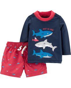0a82d4c4fec Baby Boy Swimwear  Trunks   Rashguards