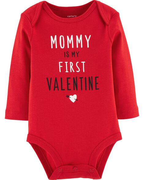 d2497e98b Valentine s Day Collectible Bodysuit