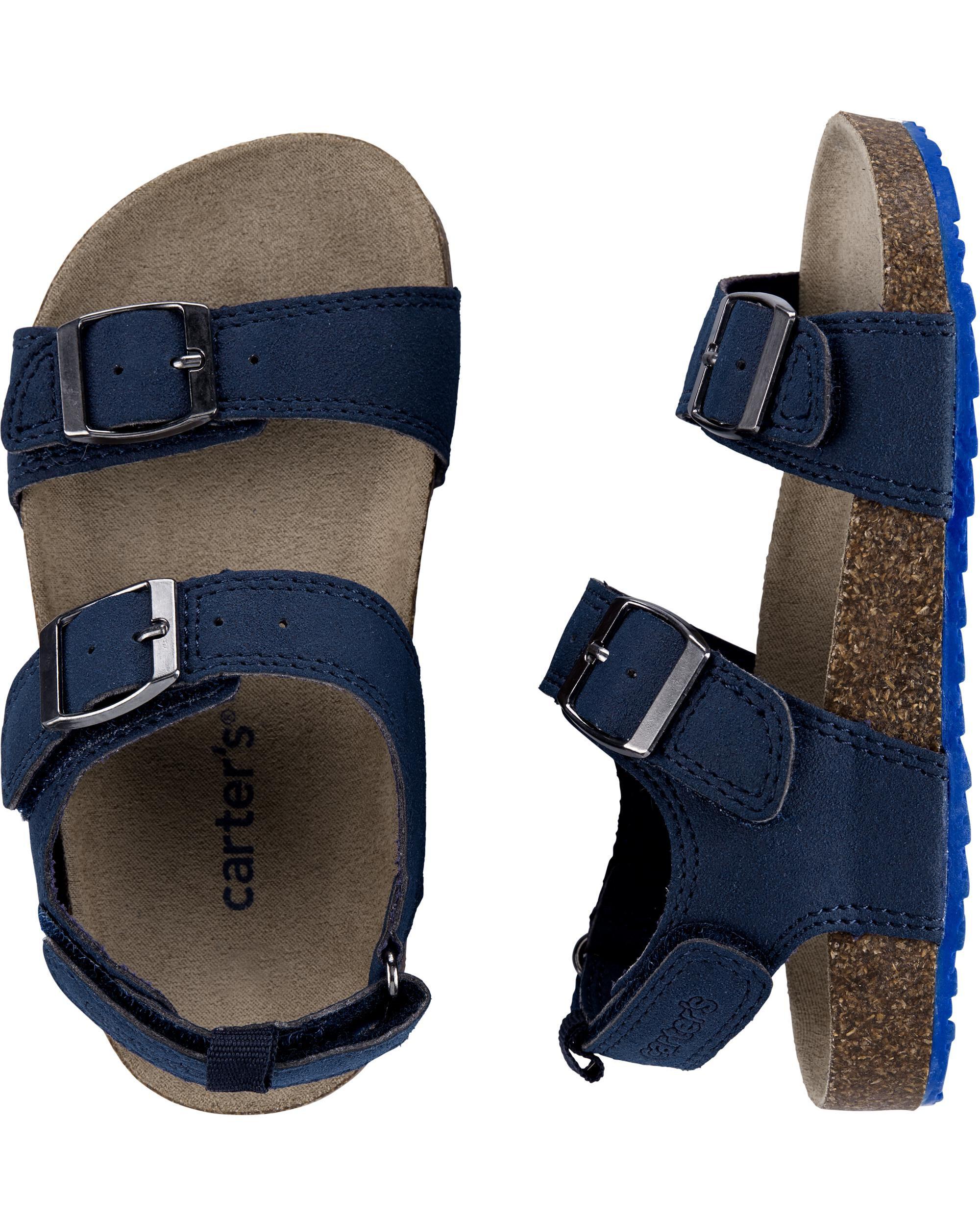 carters baby boy sandals