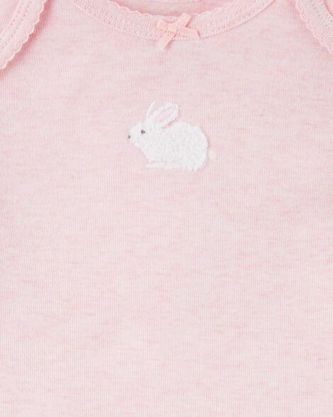 2-Pack Babysoft Heathered Sleeper Gowns