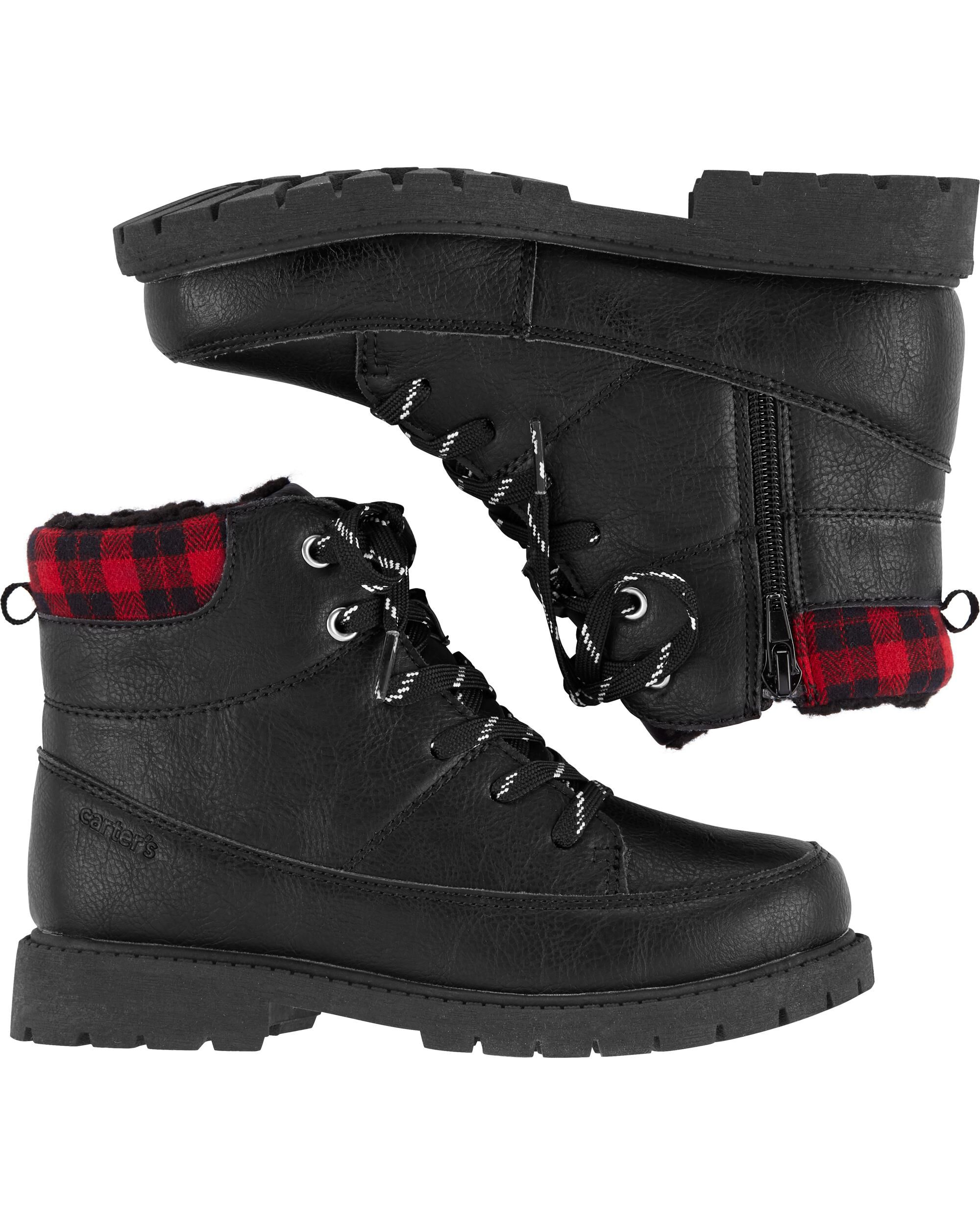 *CLEARANCE* Carter's High Top Boots