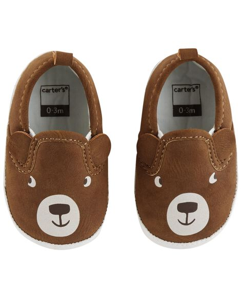 Carter's Bear Sneaker Baby Shoes