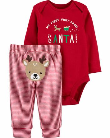 Newborn Christmas Outfit Girl.Holiday Shop Carter S Free Shipping