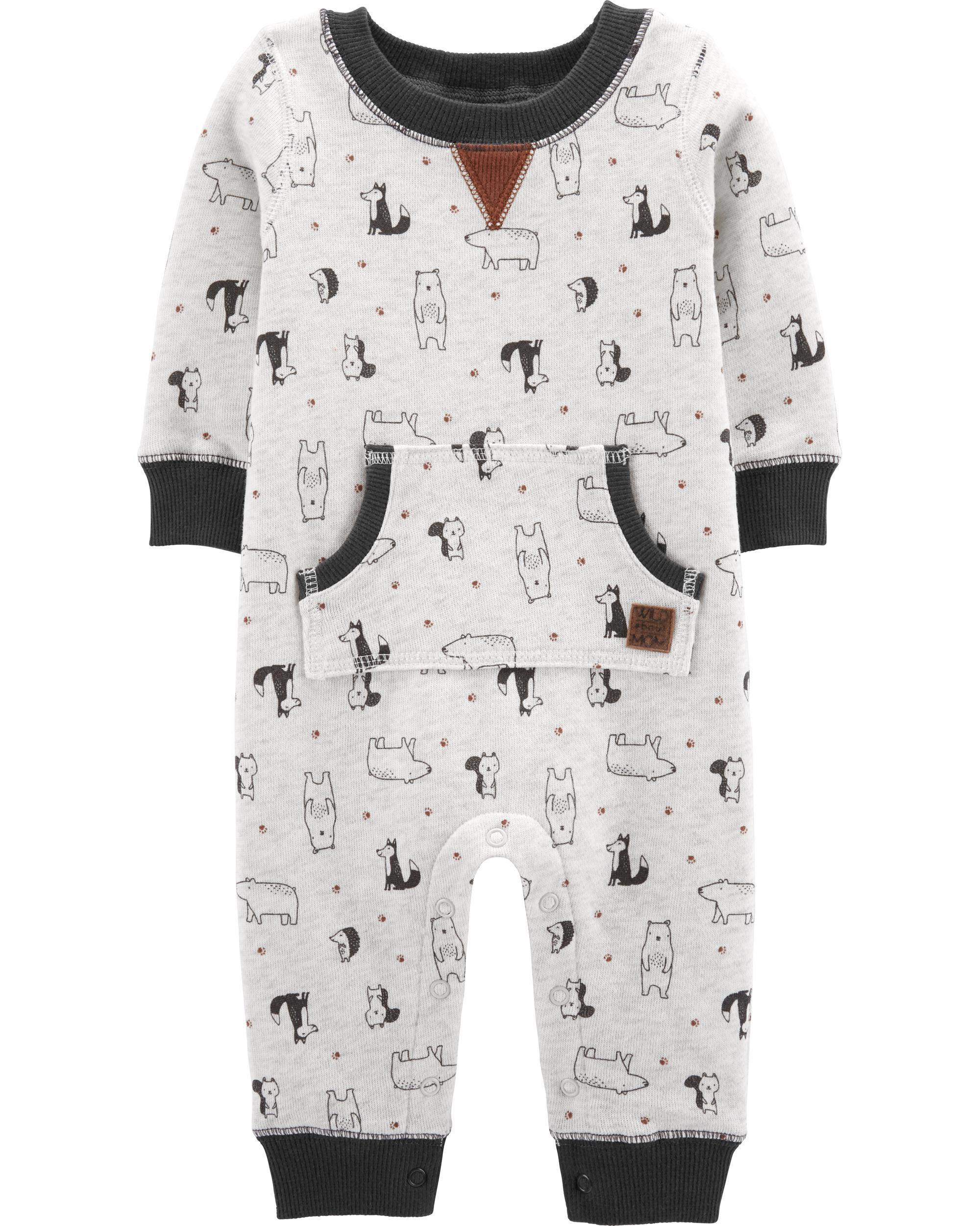 *DOORBUSTER* Dog Fleece Jumpsuit