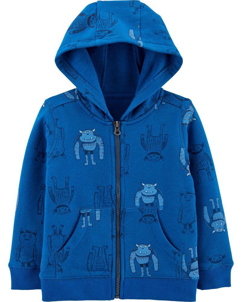 ZIPPY M/ädchen Hooded Fleece Bubblegum Sweatshirt