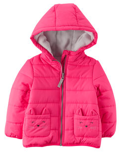 Girls' Jackets, Coats & Outerwear | Carter's | Free Shipping