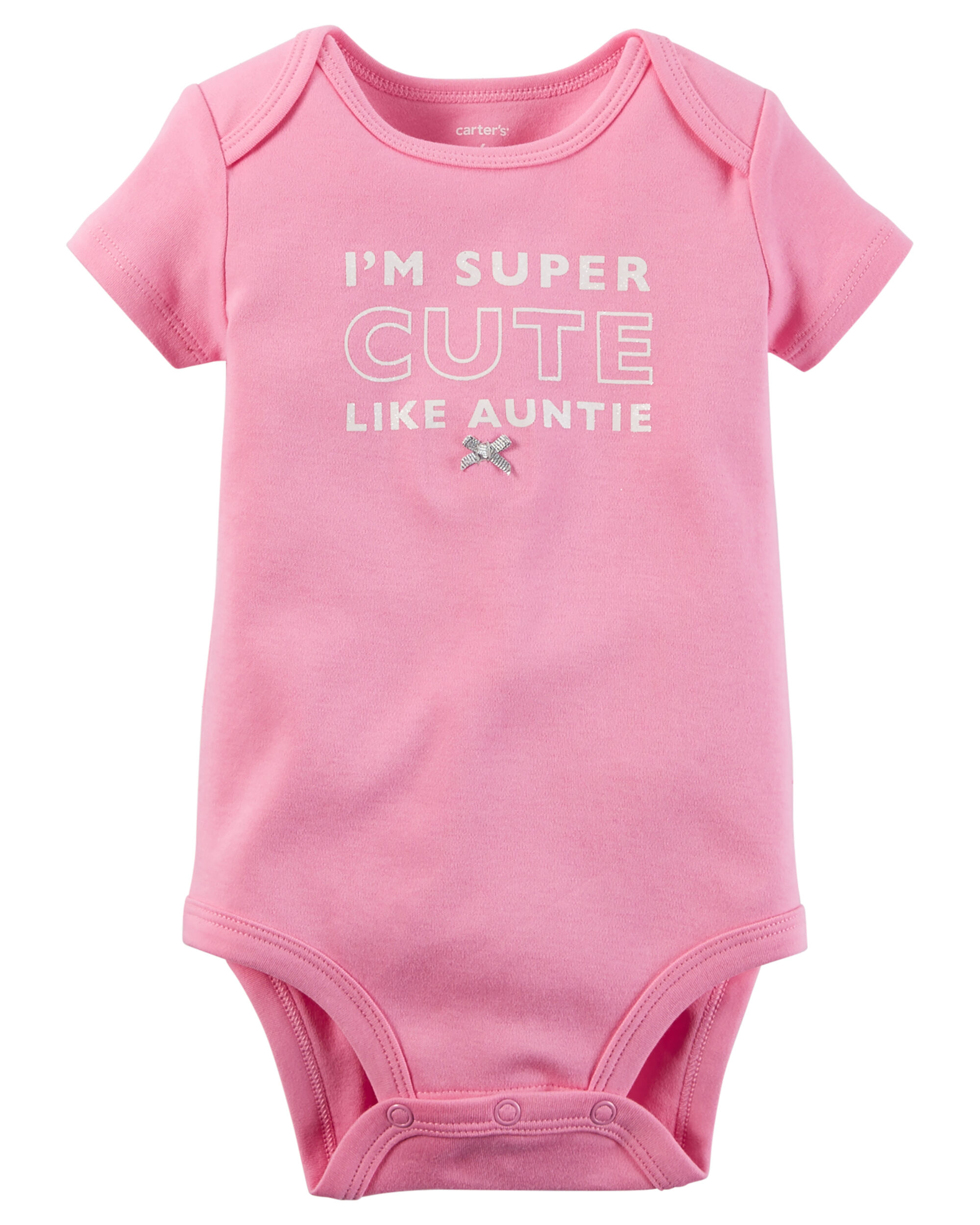 Cute Like Auntie Bodysuit