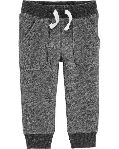 ff75e70ef Marled Yarn Pull-On Pants | Carters.com