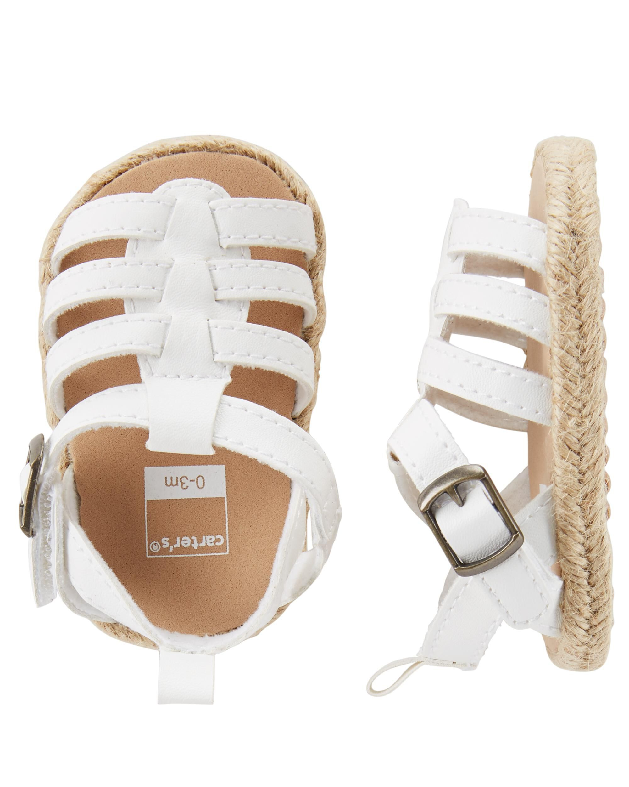 Carter S Sandal Crib Shoes Carters Com