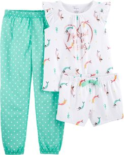 4443ab04ed8e Girls Pajamas