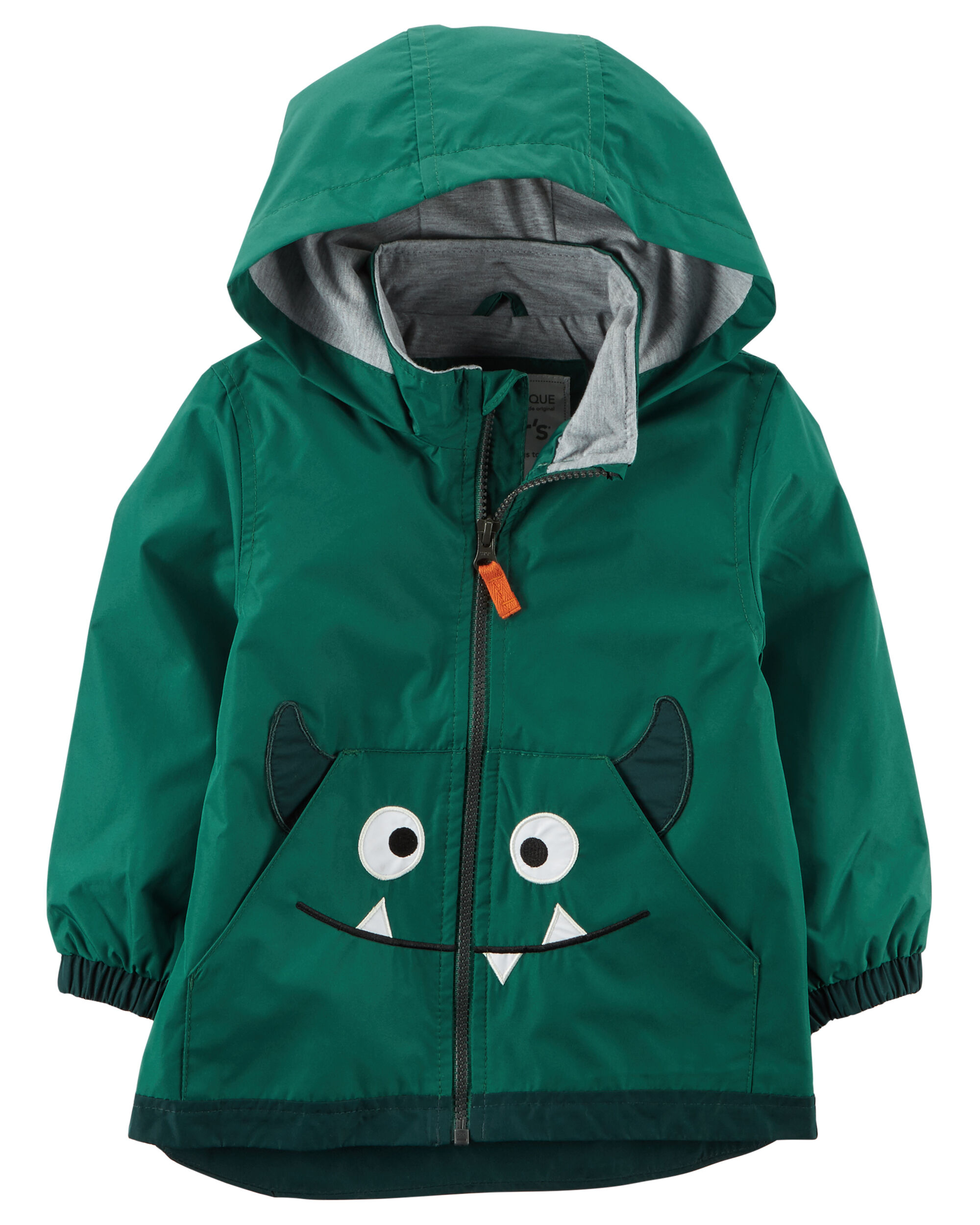 Toddler Boy Rain Coats, Jackets & Outerwear | Carter's | Free Shipping