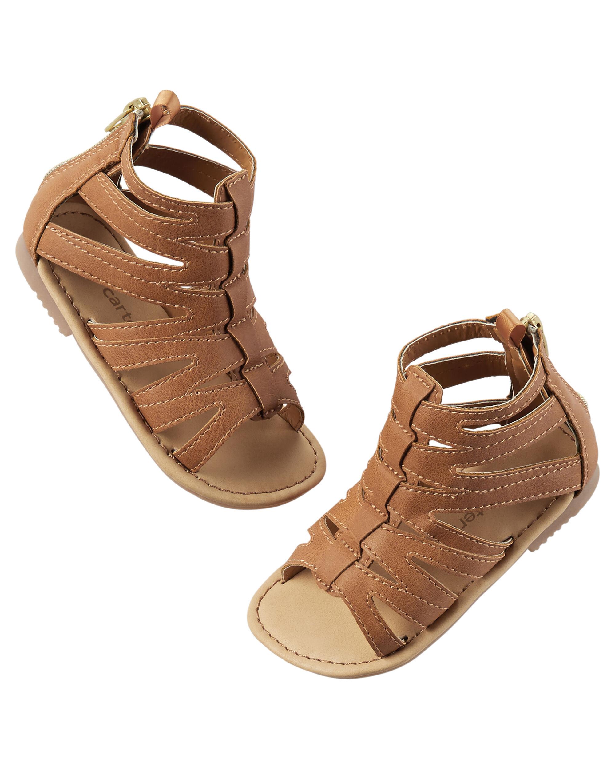 Carter's Gladiator Sandals   carters.com