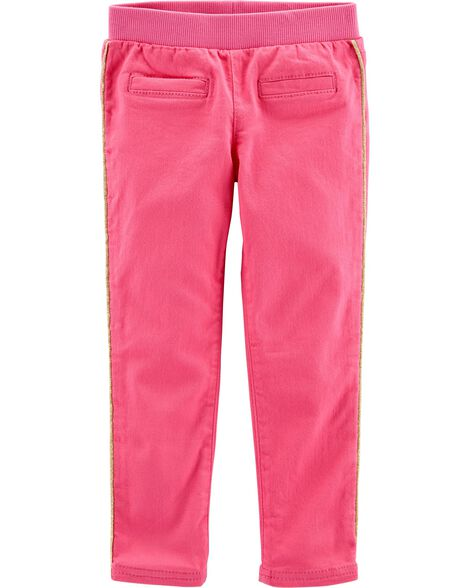 Pull On Skinny Stretch Pants Carters Com