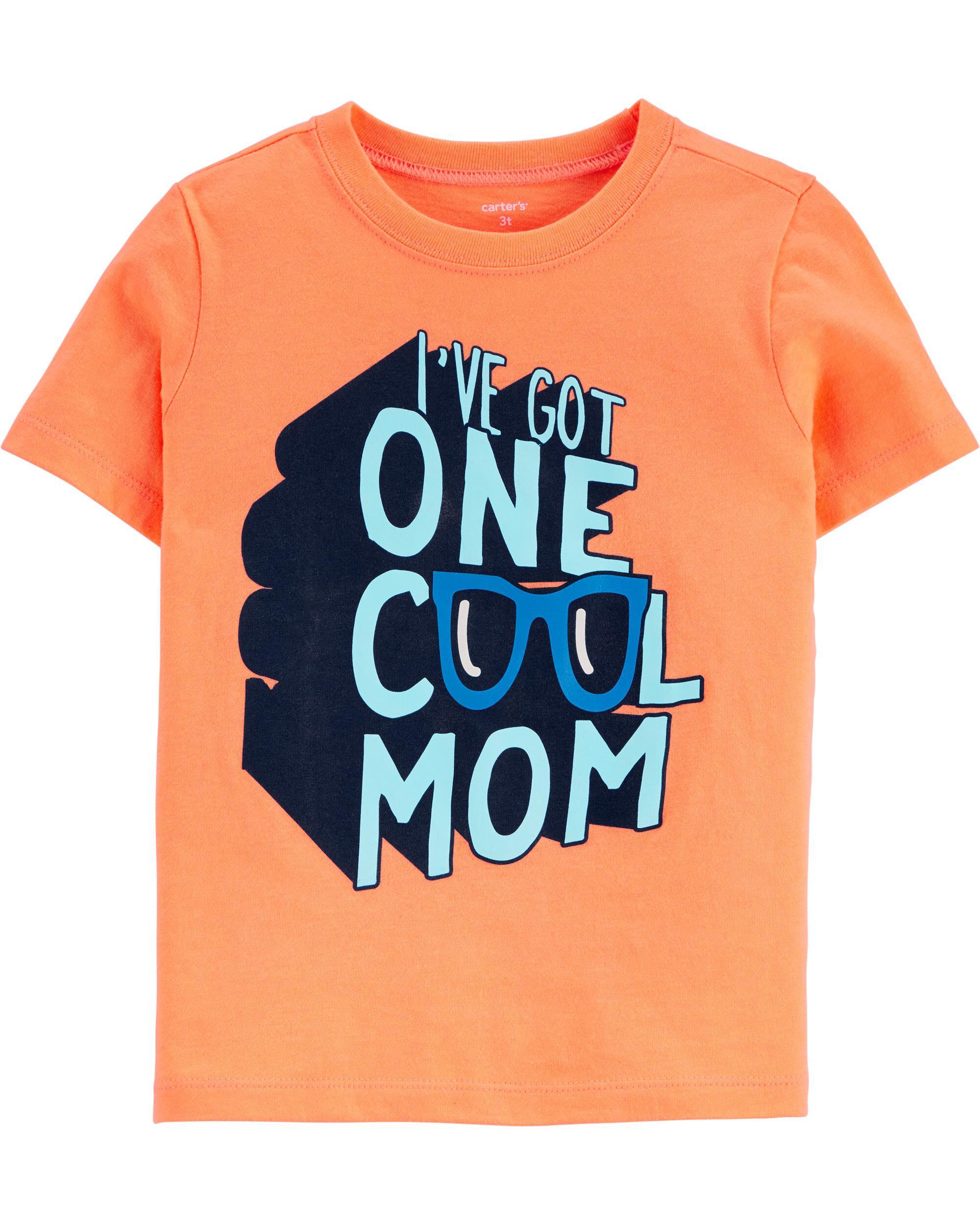 *DOORBUSTER* I've Got One Cool Mom Jersey Tee