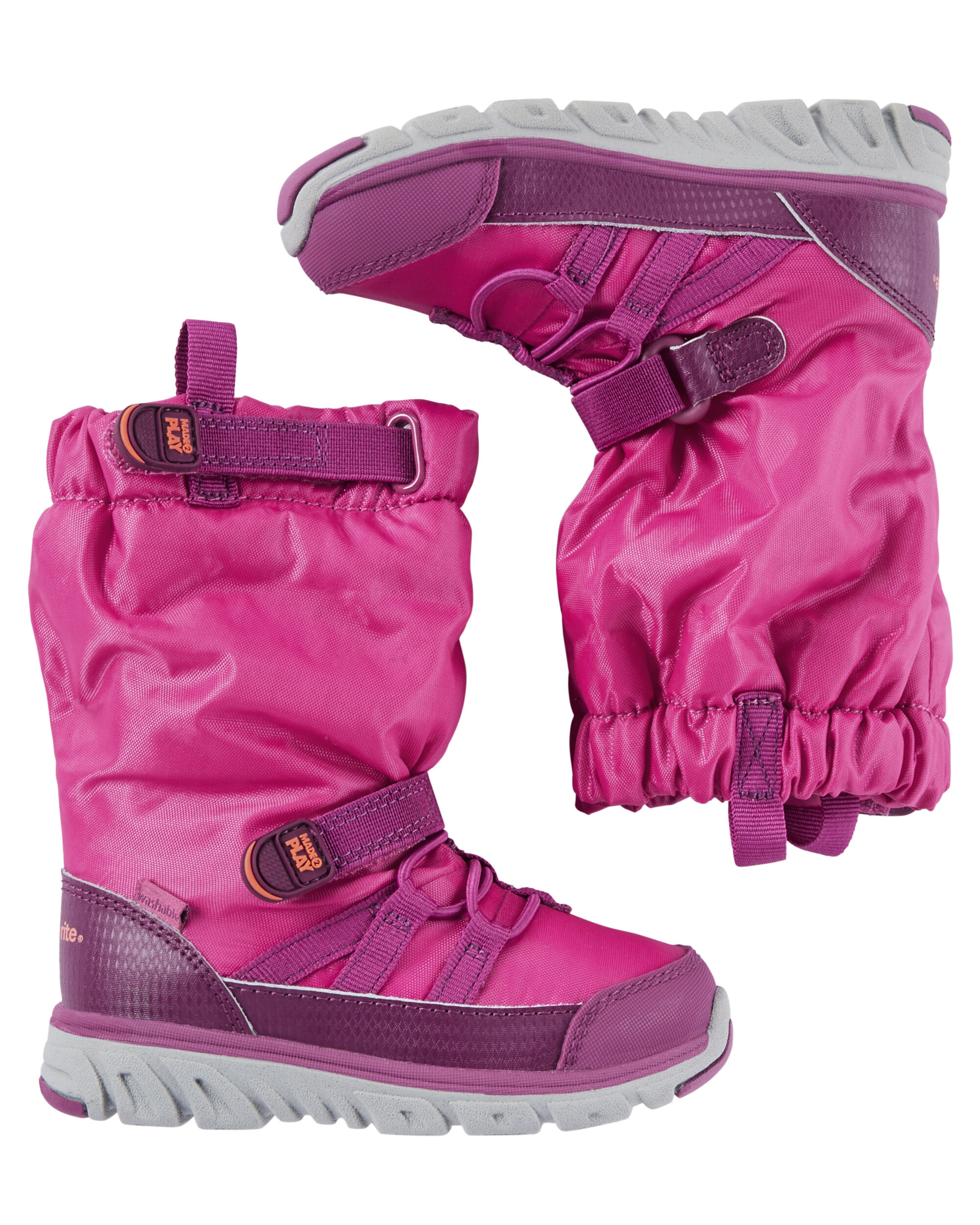 Made2Play Sneaker Boot | carters.com