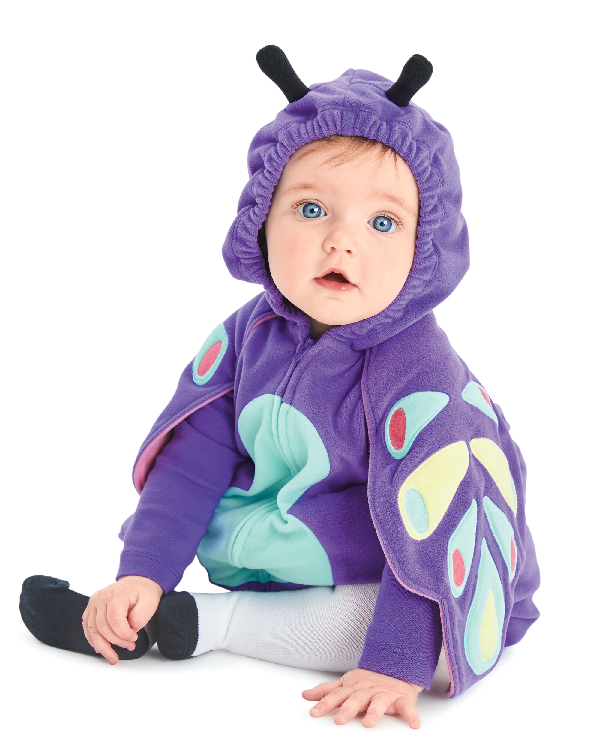 Little Butterfly Halloween Costume ...  sc 1 st  Carteru0027s & Little Butterfly Halloween Costume | Carters.com