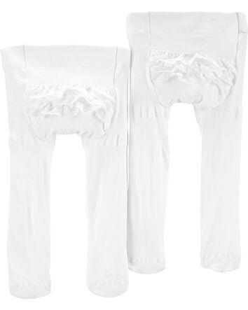 New Carter/'s Girls Leggings Pants Size 3MO 6 MO 9 MO 18 MO 2T 12 MO 3T 4T