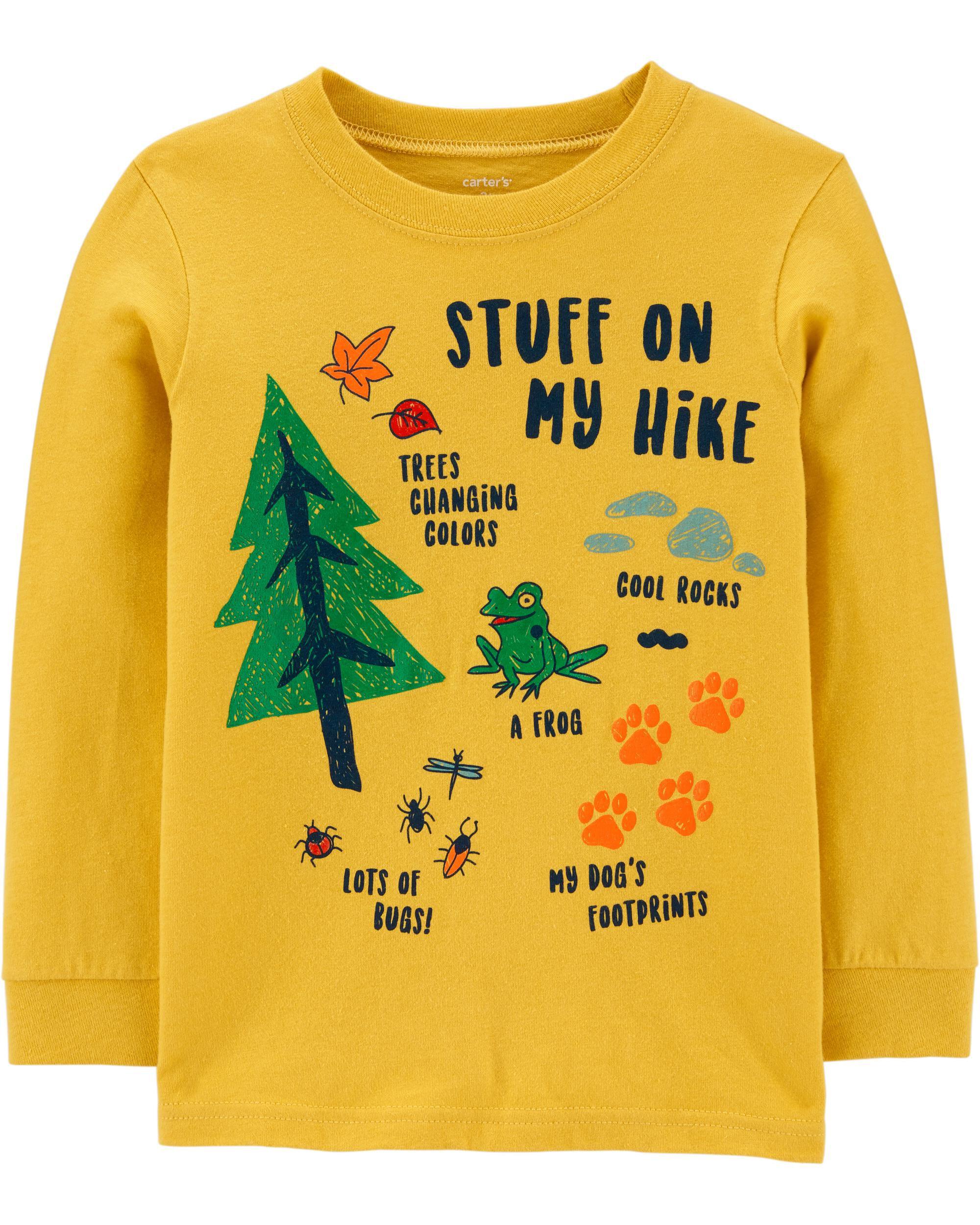 *DOORBUSTER* Hiking Jersey Tee