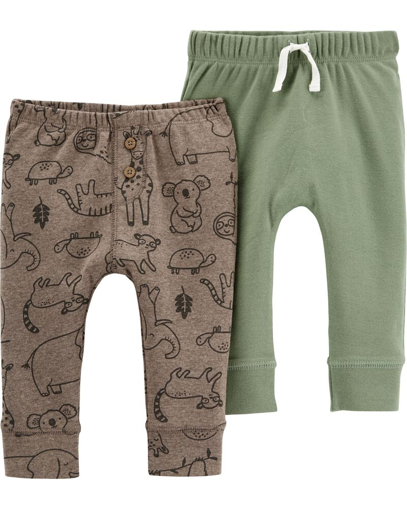 Girls New Infant /& Toddlers Stretchy Pull-On Pants//Leggings 12M-18M-2T-3T-4T-5T