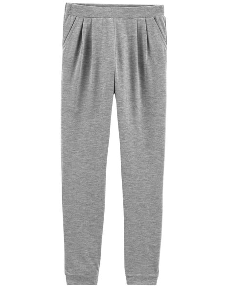 Pull-On Knit Pants