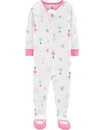 d6a000dca0706 Baby Girl Pajamas | Carter's | Free Shipping