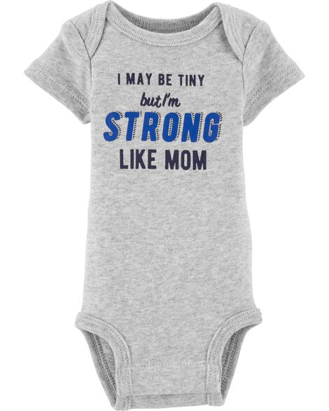 e0da0a02a Preemie Collection Bodysuit | Carters.com