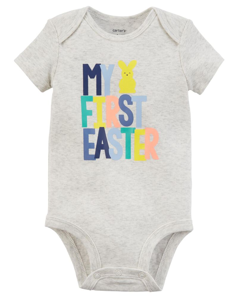 Easter Bunny Baby Outfit My First Easter Baby Onesie Easter Infant Bodysuit
