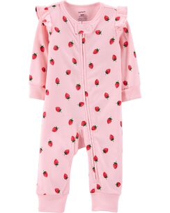 59dbd099be Baby Girl One-Piece Jumpsuits   Bodysuits