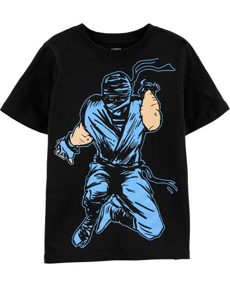 Ninja Jersey Tee