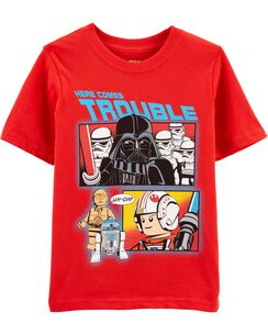1bef422a2 Boys Graphic Tees | Carter's